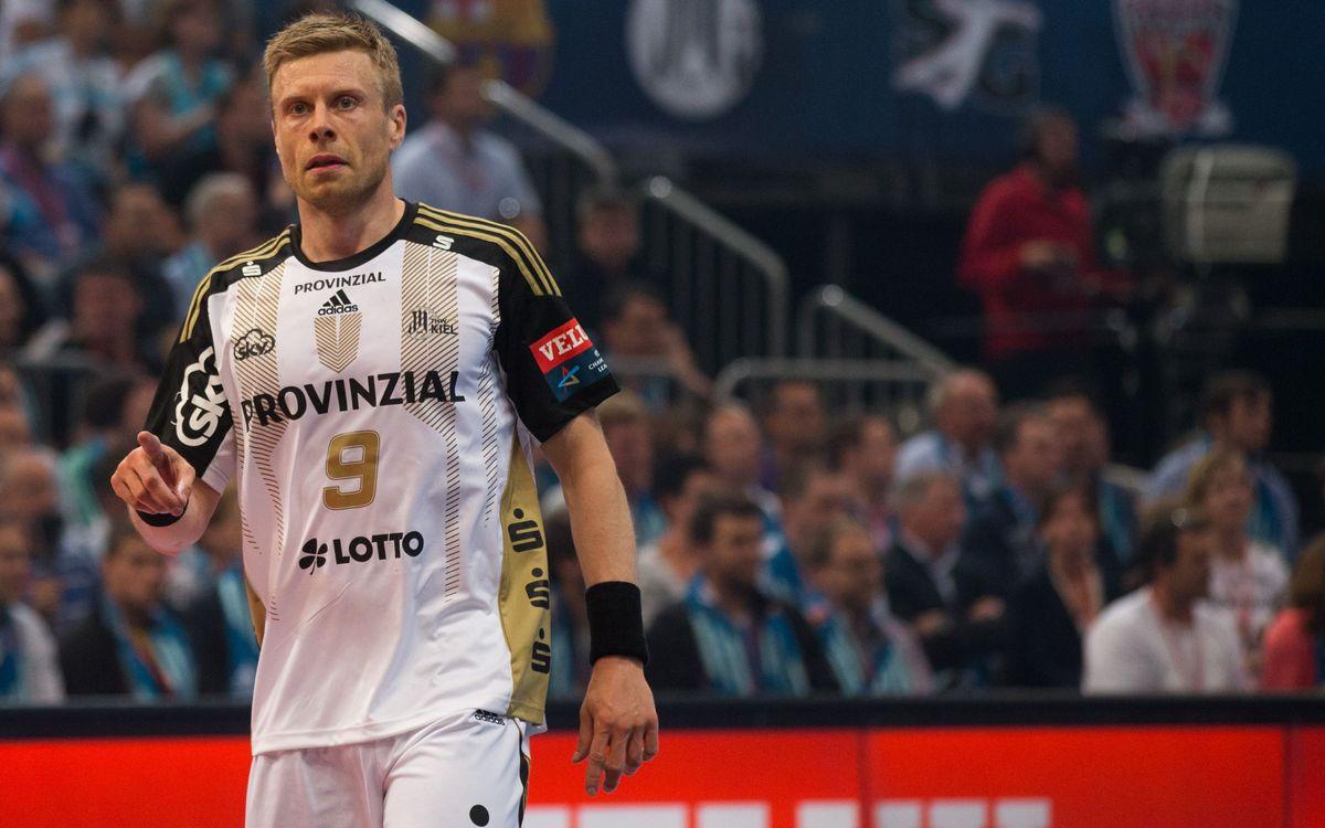 Gudjón Valur Sigurdsson, new FC Barcelona handball signing
