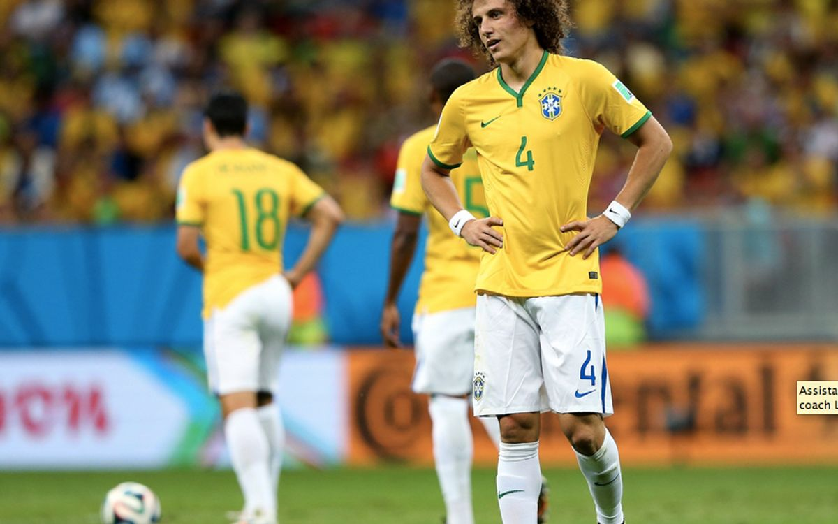 Brazil finish fourth (0-3)