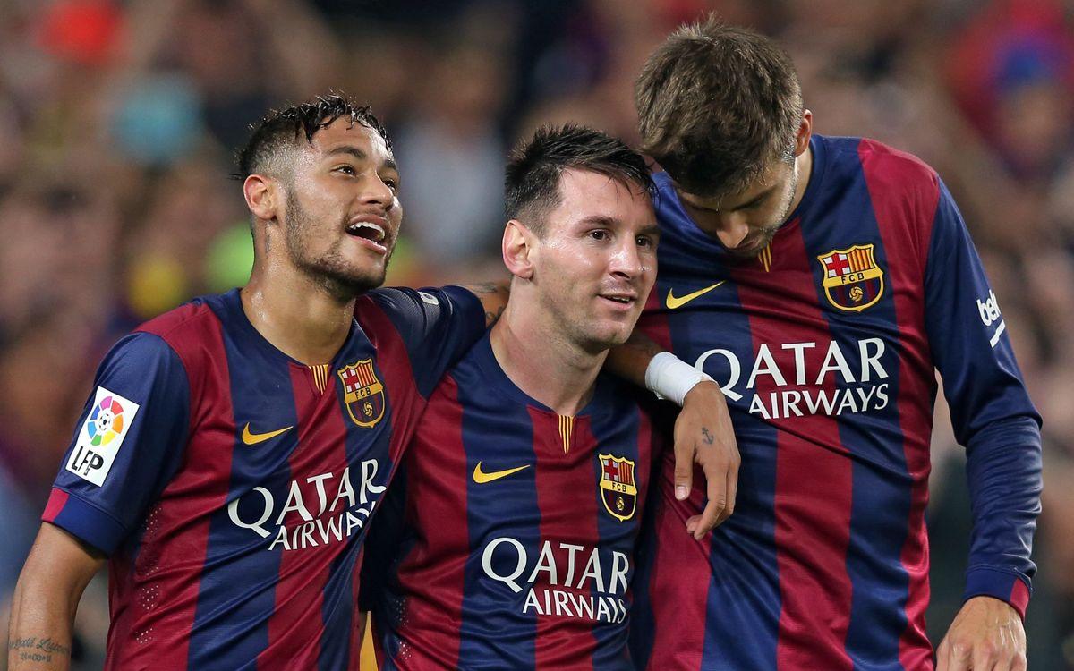 FC Barcelona – Sevilla FC: start of a busy month