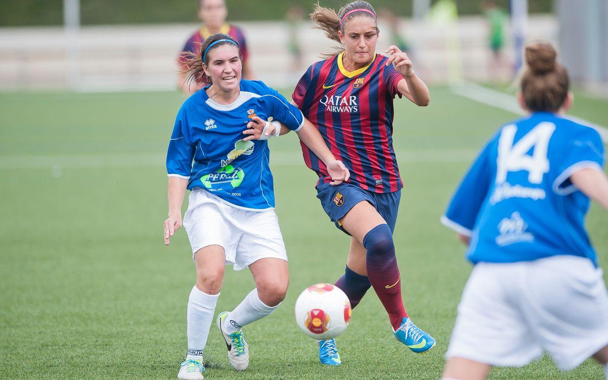 El Femenino A arrancará la Liga con el Collerense