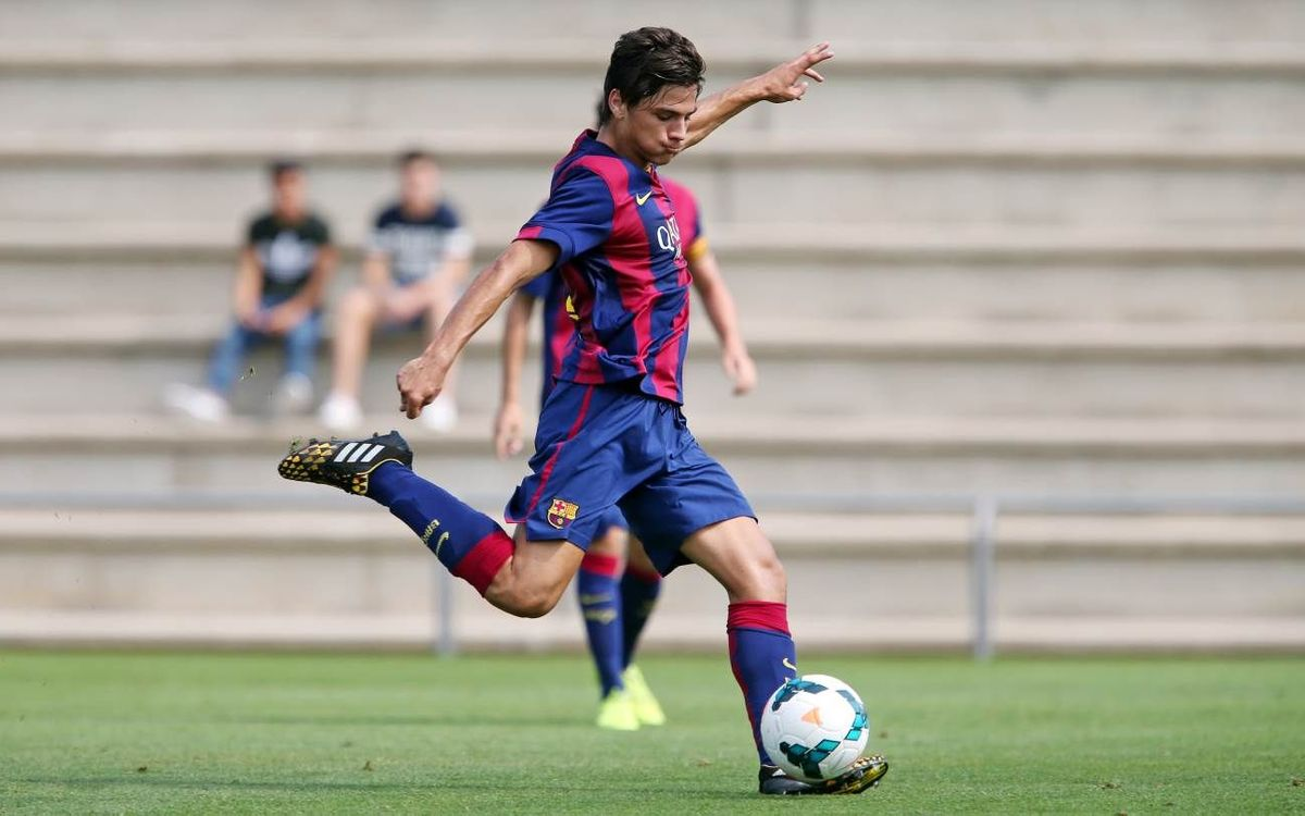DIRECTE / FC Barcelona - Mercantil (Divisió d'Honor Juvenil)