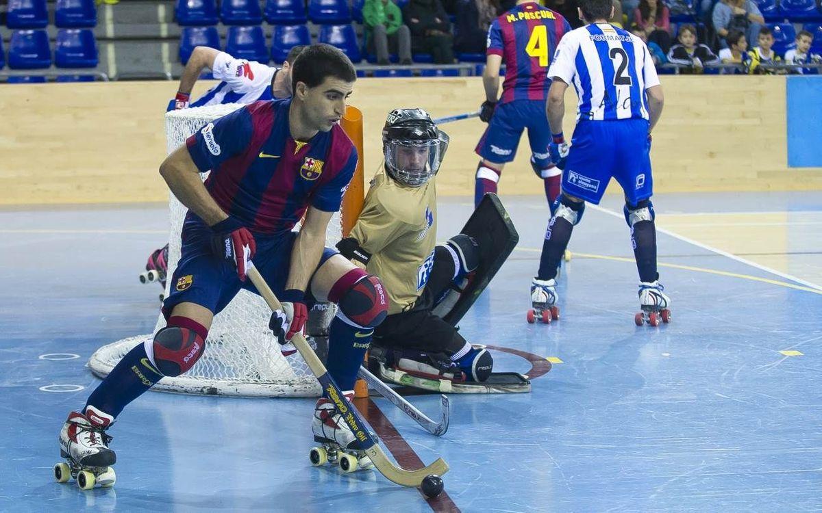 EN DIRECTE: FC Barcelona - HGP Cerceda