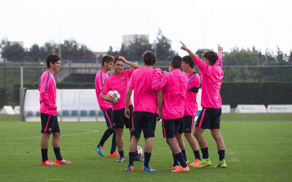 Ajax Amsterdam v FC Barcelona U19: Dutch challenge