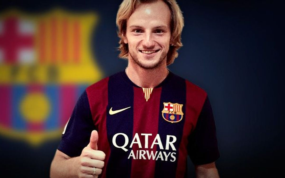 Agreement for Ivan Rakitic to join FC Barcelona