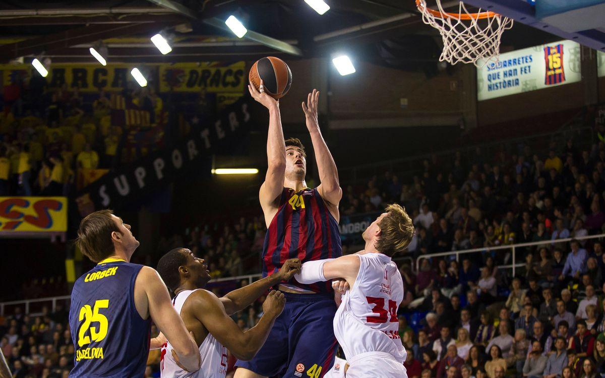 Murcia – FC Barcelona: Continuing growth (72-84)