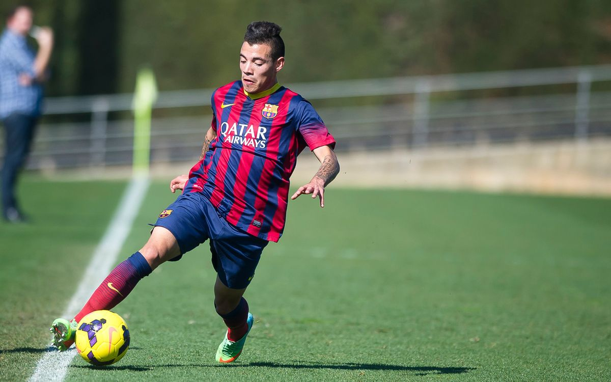 Sevilla U18 v FC Barcelona U18: Comeback required (3-1)