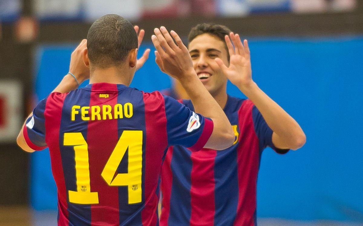 Levante v FC Barcelona: Big opening win (2-6)