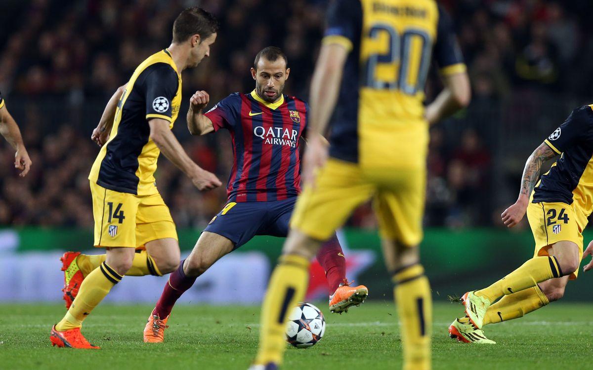 FC Barcelona v Atlético Madrid: Did you know...