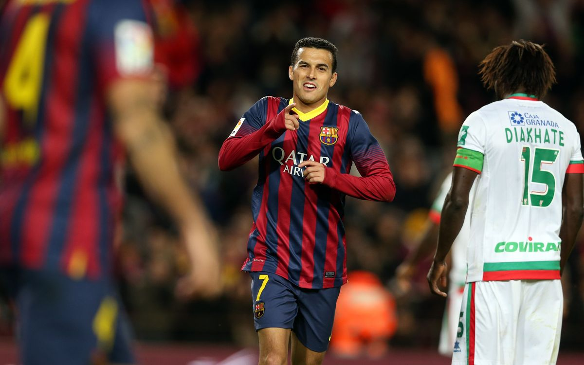 Granada CF - FC Barcelona: Prohibido distraerse