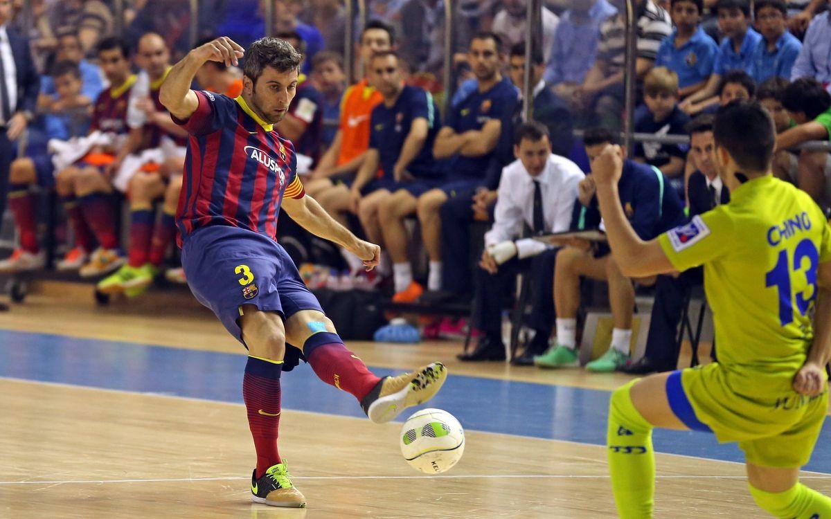 Jordi Torras jugará las próximas dos temporadas en la liga italiana