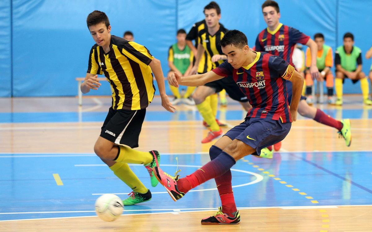El Juvenil, a les semis de Copa d'Espanya, i el Cadet, a la final de Copa Catalunya