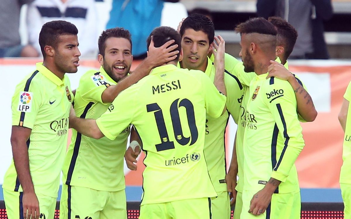 Jordi Alba ninth goal scorer in La Liga