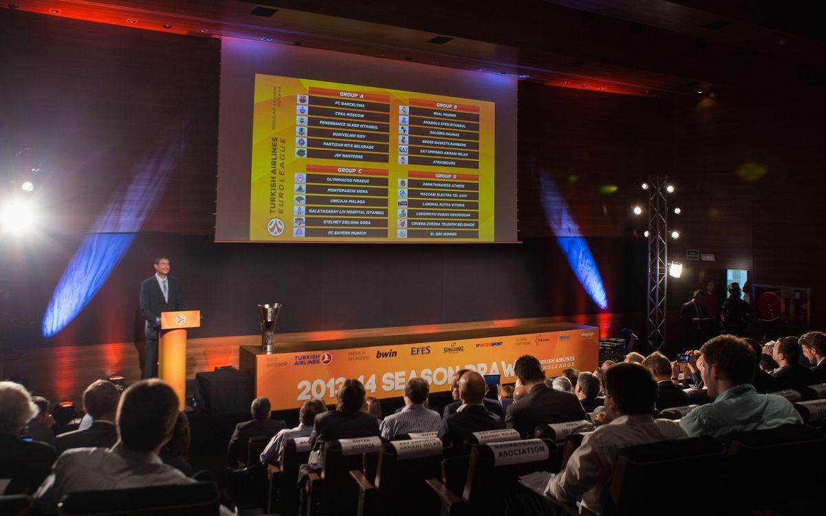La Euroliga 2014/15 toma forma