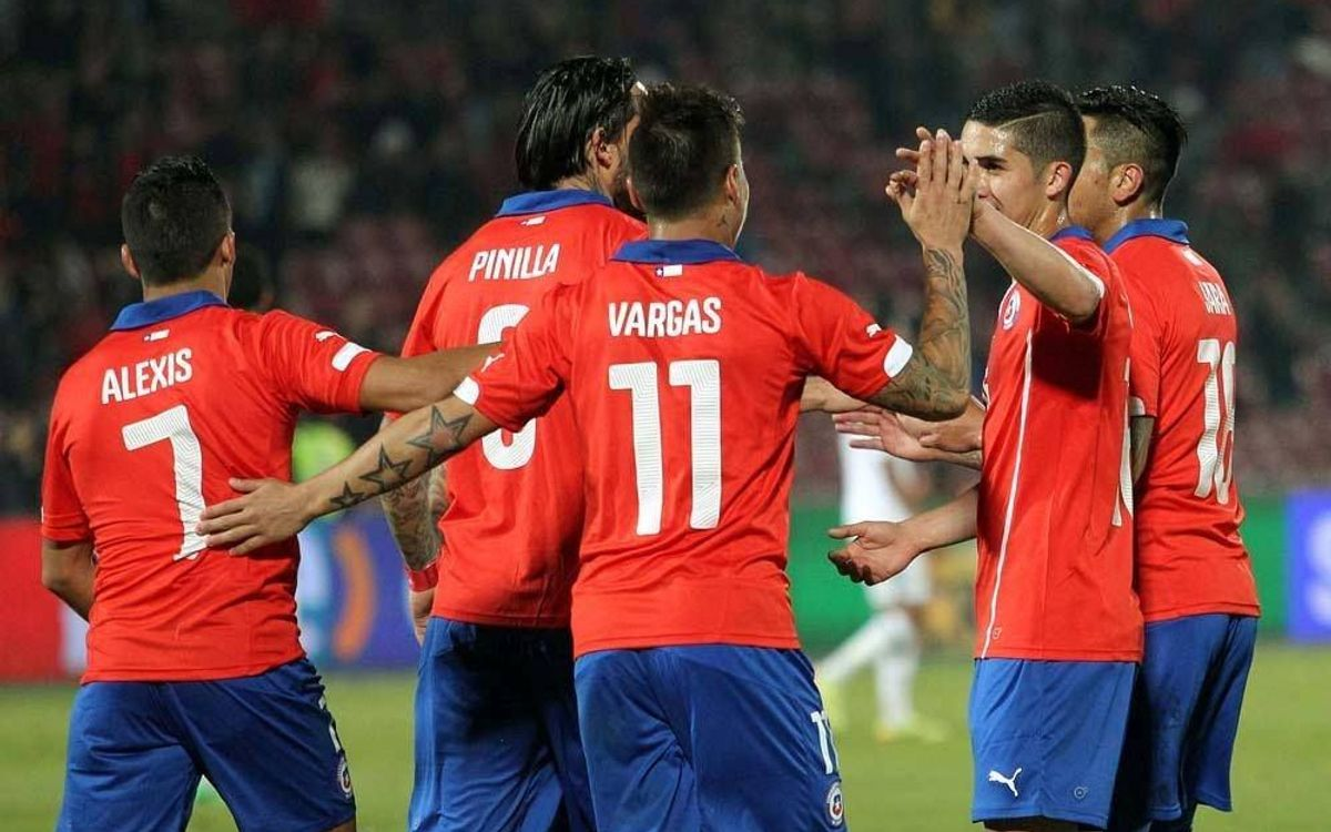 Alexis leads Chile fightback against Egypt