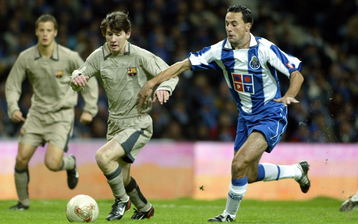 Luis Enrique and Messi: 11 years after