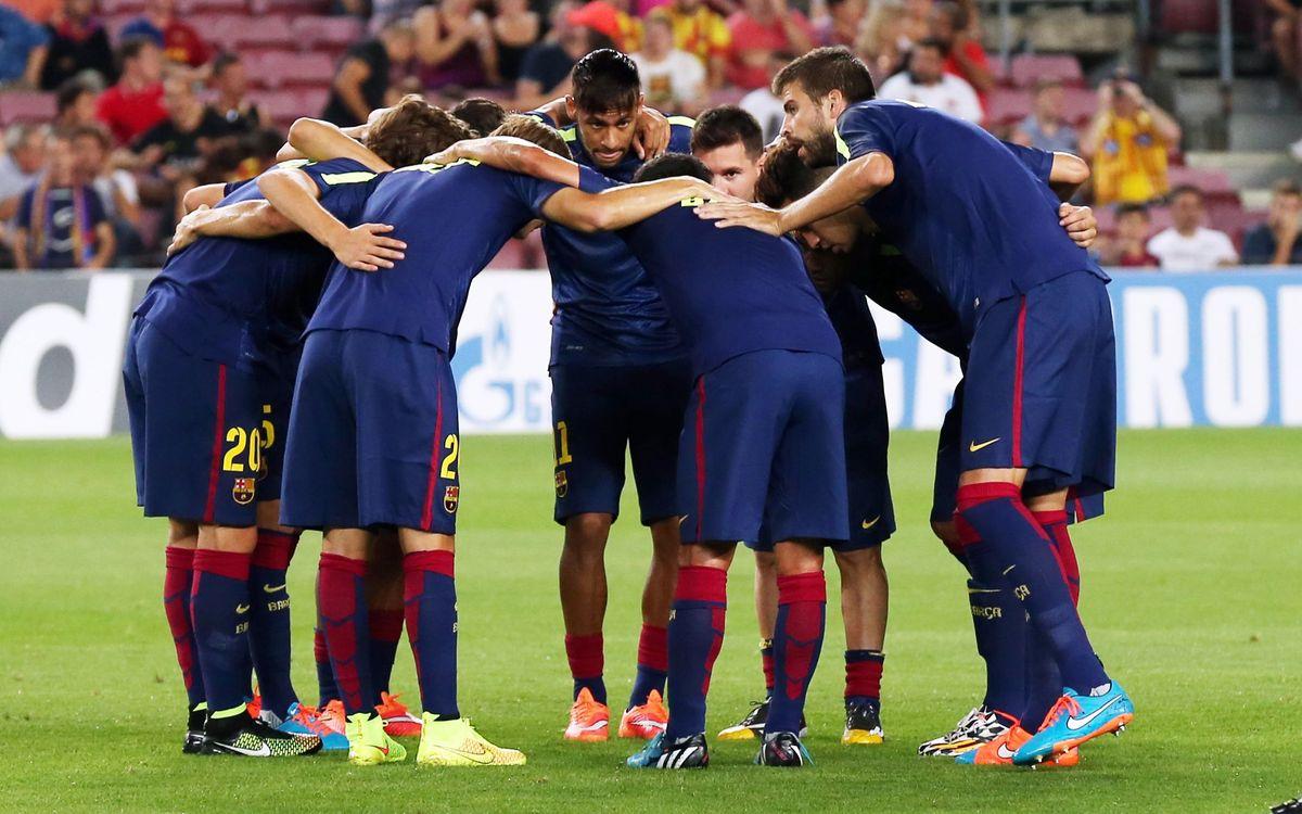 FC Barcelona v AFC Ajax: Three vital points at stake