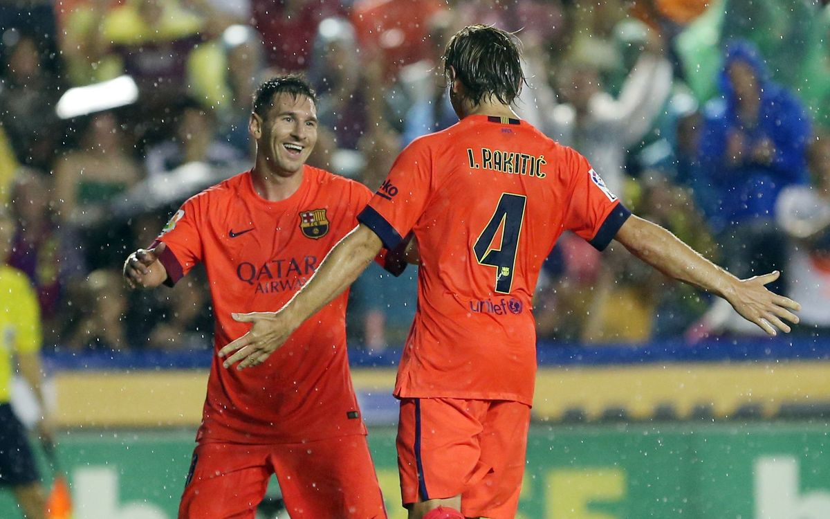 Llevant UD v FC Barcelona: Five goal feast maintains 100% record