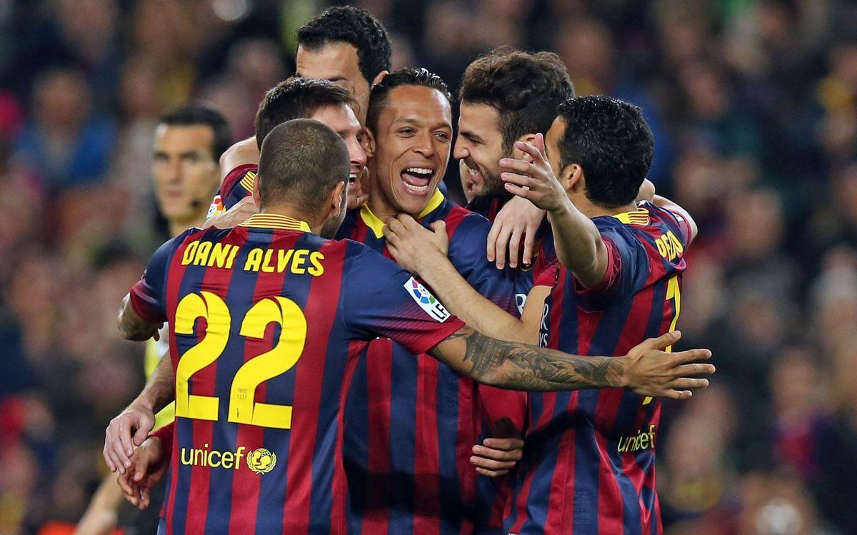 FC Barcelona - Rayo Vallecano: Champagne performance! (6-0)