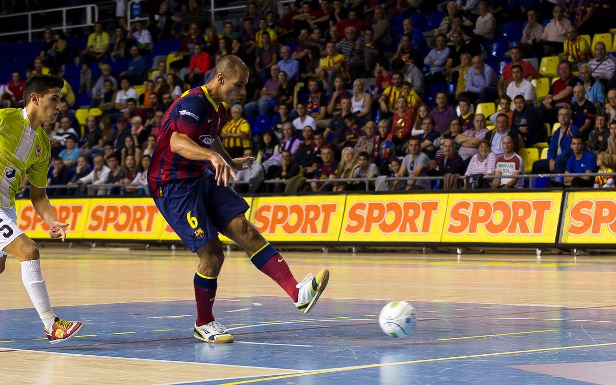 El Barça vol tornar al camí de la victòria