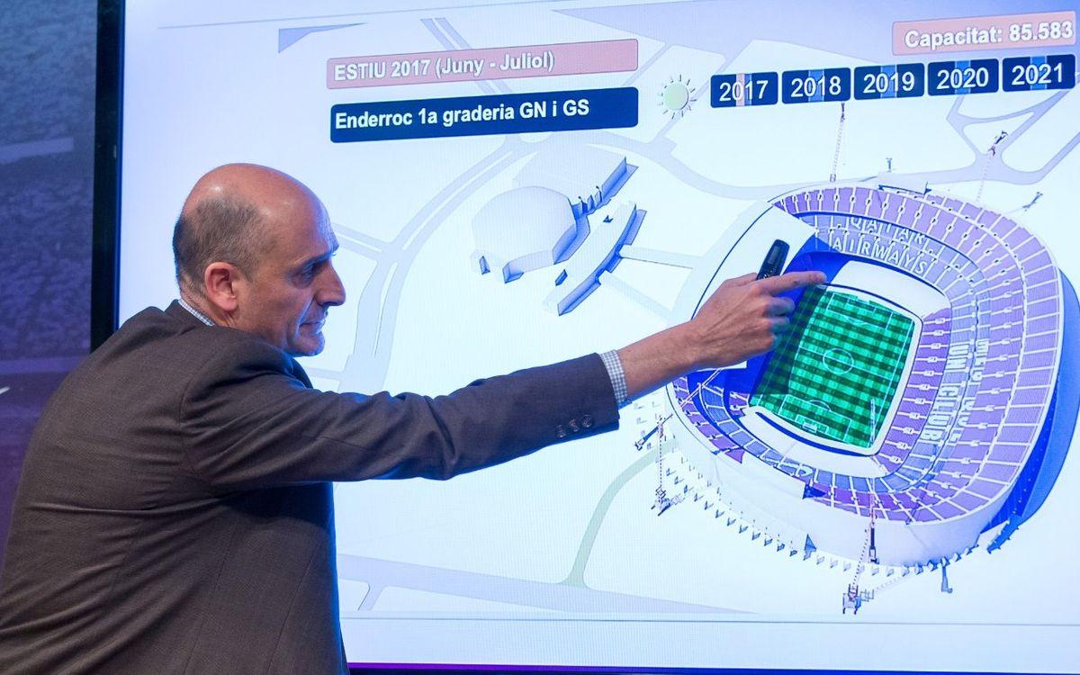 DIRECTE - Seguiment de la campanya del referèndum del Nou Espai Barça