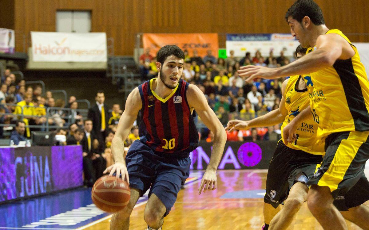Álex Abrines, un jugador en constant evolució