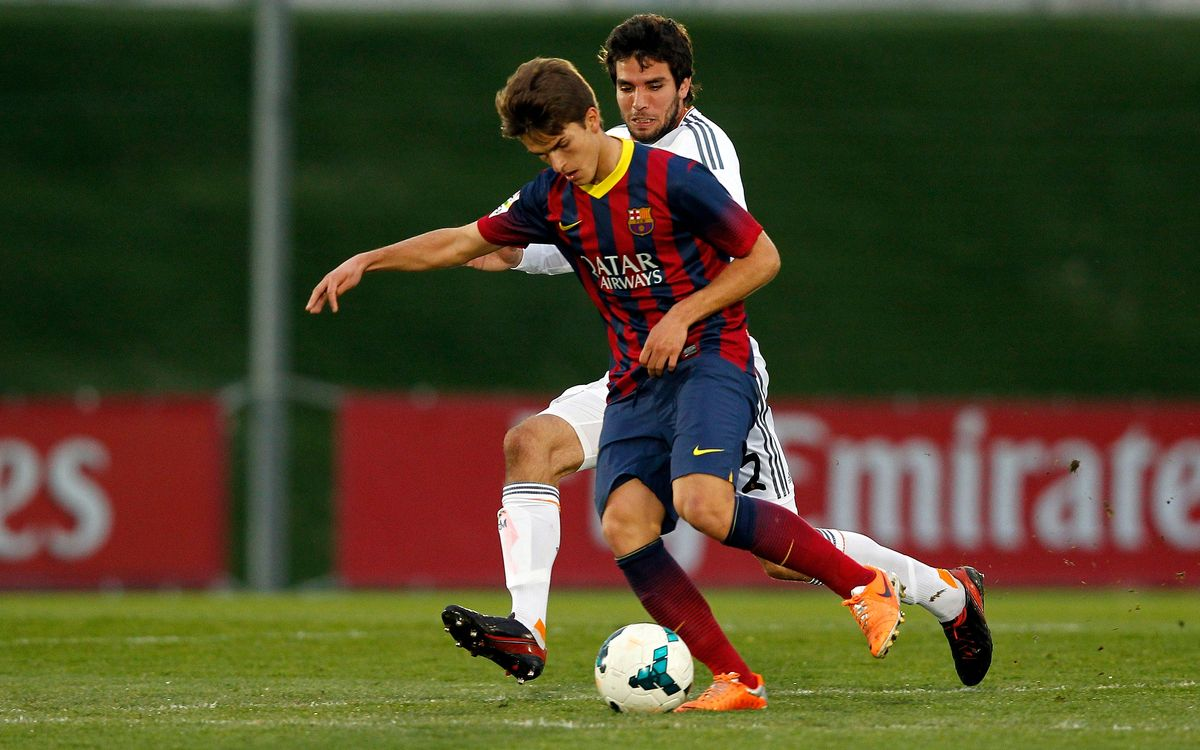 R. Madrid Castilla – Barça B: The Blaugrana are defeated in the Miniclásico (3-1)