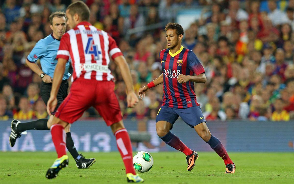 Dónde y cuándo se puede ver el FC Barcelona-Atlético de Madrid