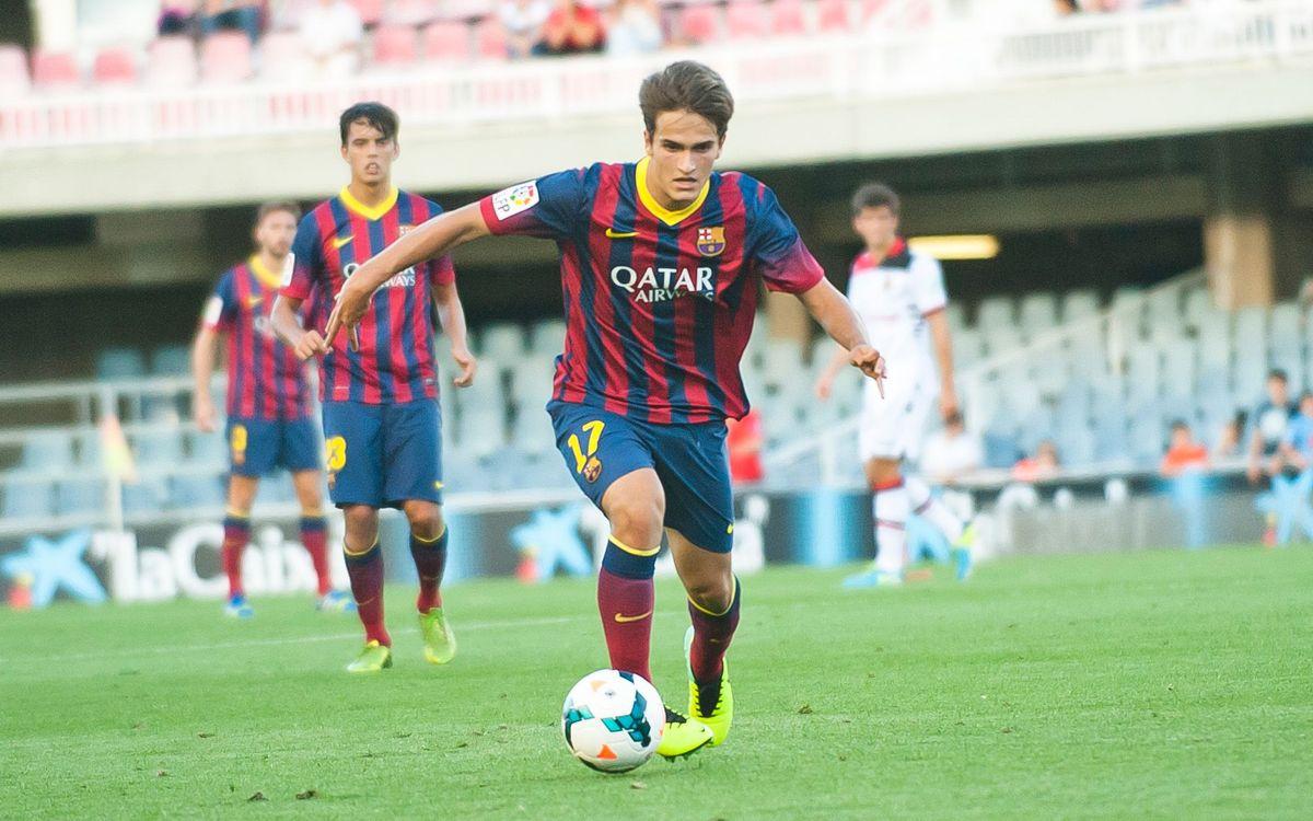 Barça B-Eibar: a seguir sumant contra un històric