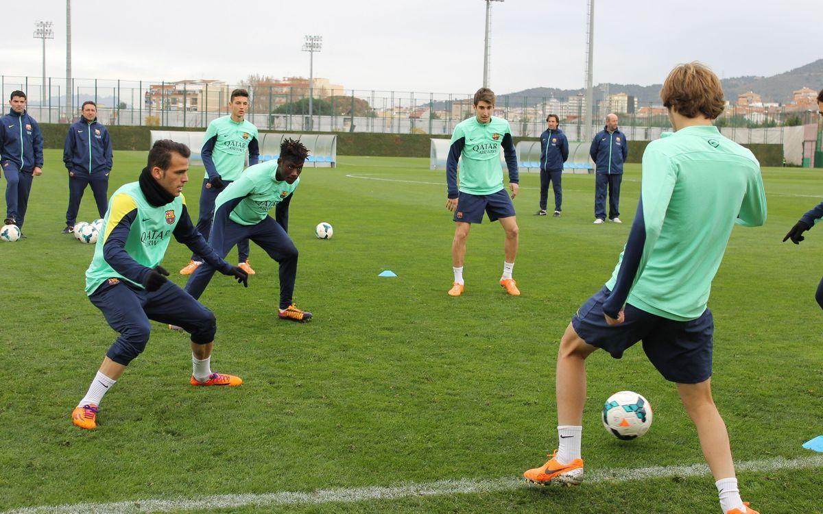 Barça B-Tenerife: Busquen el cinquè partit sense perdre al Mini