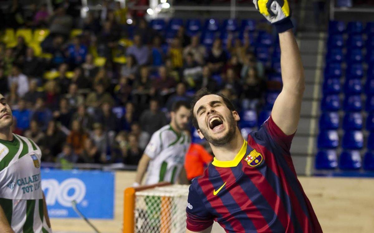 El Barça – Calafell Tot L'Any, en dos minuts