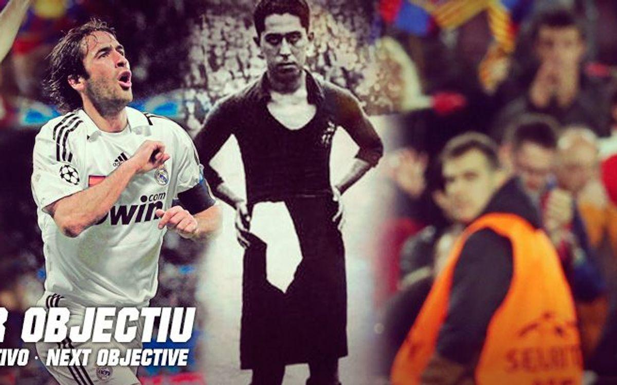 Paulino Alcántara and Raúl González, next Leo Messi objectives
