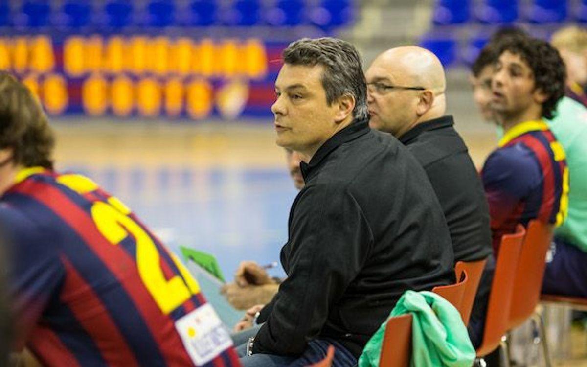 Els possibles rivals del Barça d'handbol a vuitens de la VELUX EHF Champions League