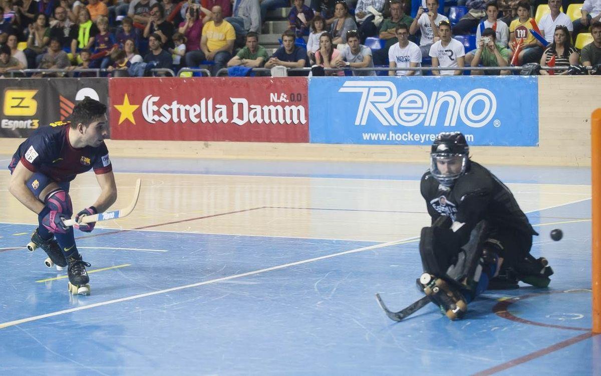 Un tast dels últims Barça – Liceo al Palau per anar fent boca de cara al duel d'aquest dissabte