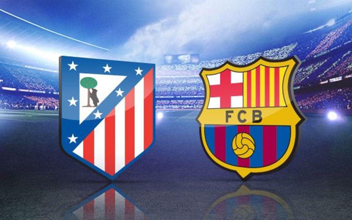 Atlètic de Madrid–FC Barcelona: Sabies que...