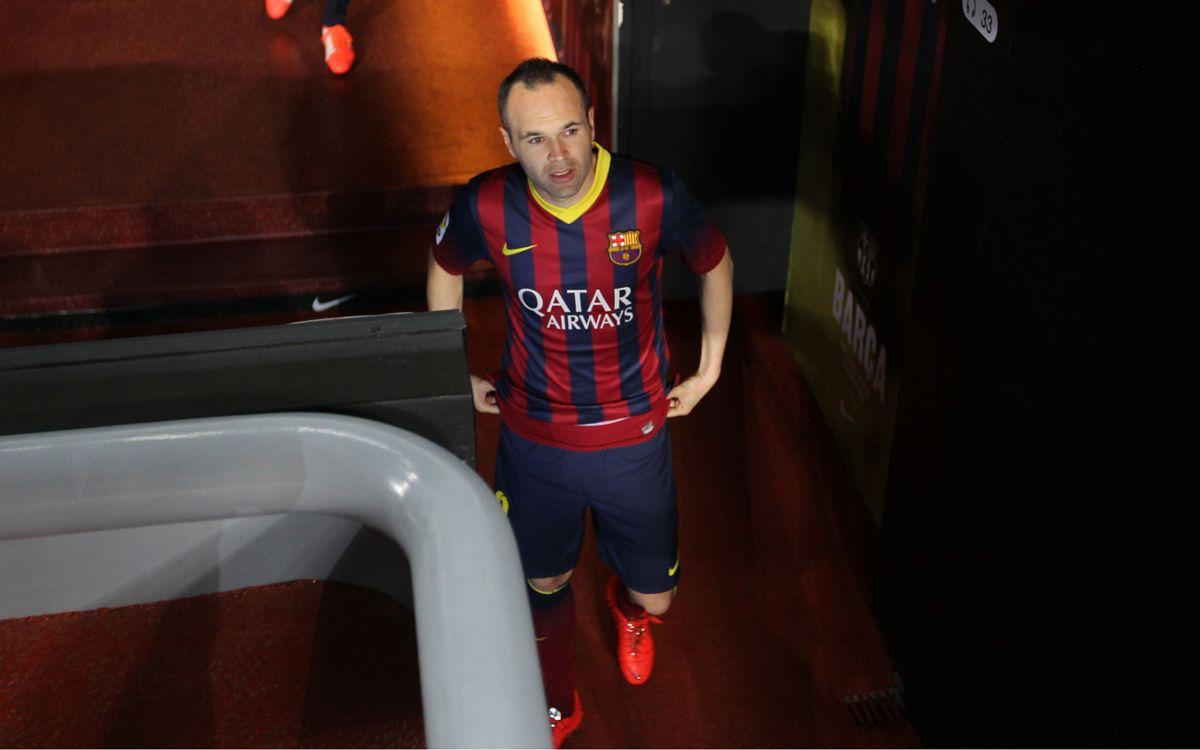 La pel·lícula del Barça-Celta