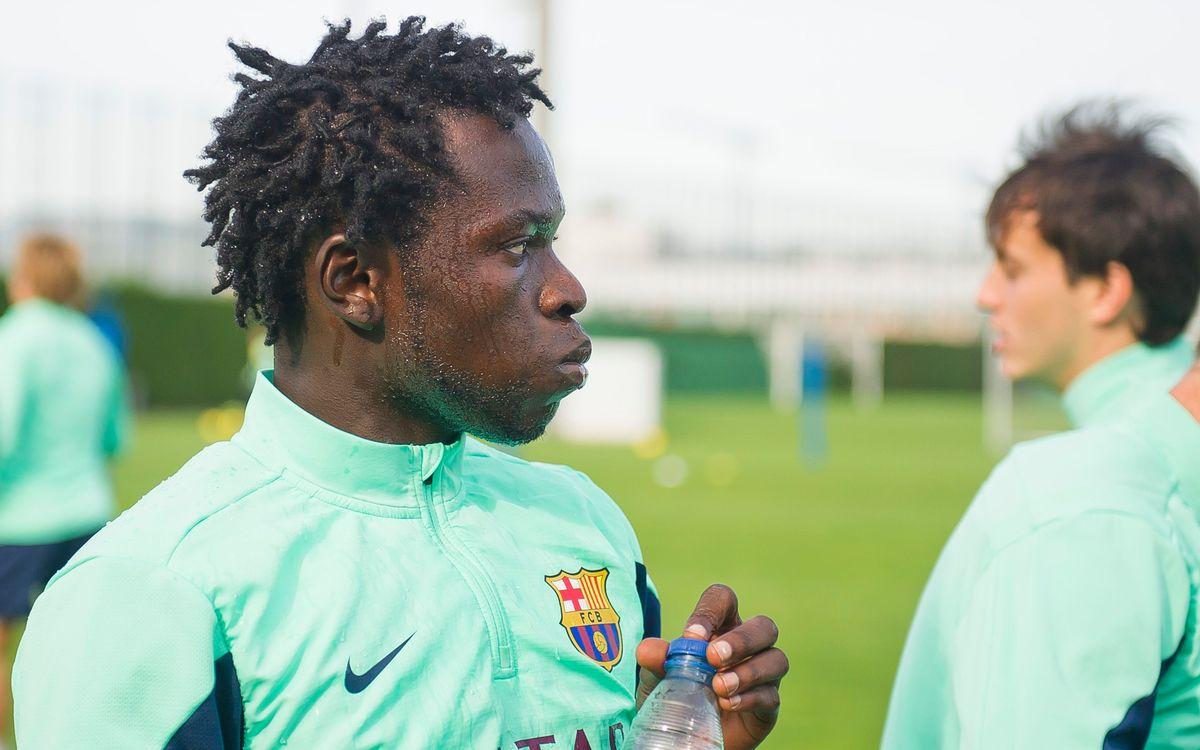 Cá jugarà cedit al Girona fins al 30 de juny