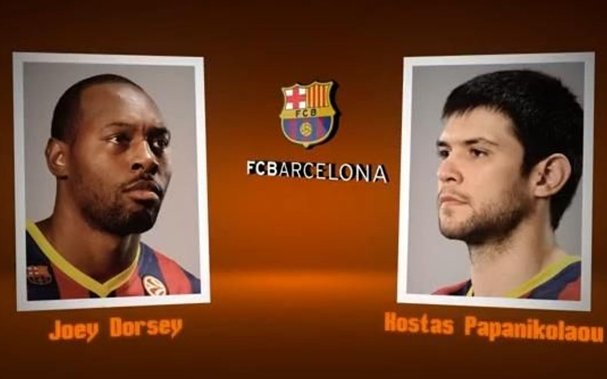 Dorsey i Papanikolaou expliquen la seva adaptació a Barcelona
