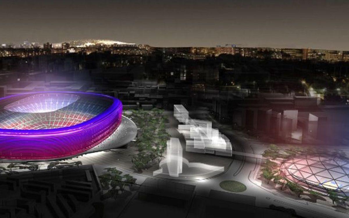 El Nou Espai Barça, al detall
