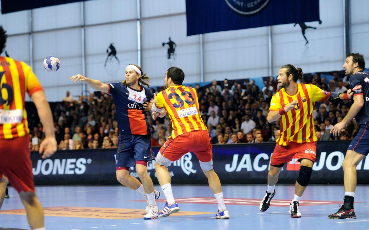 FC Barcelona – PSG Hand: Un partit de Final a Quatre al Palau Blaugrana