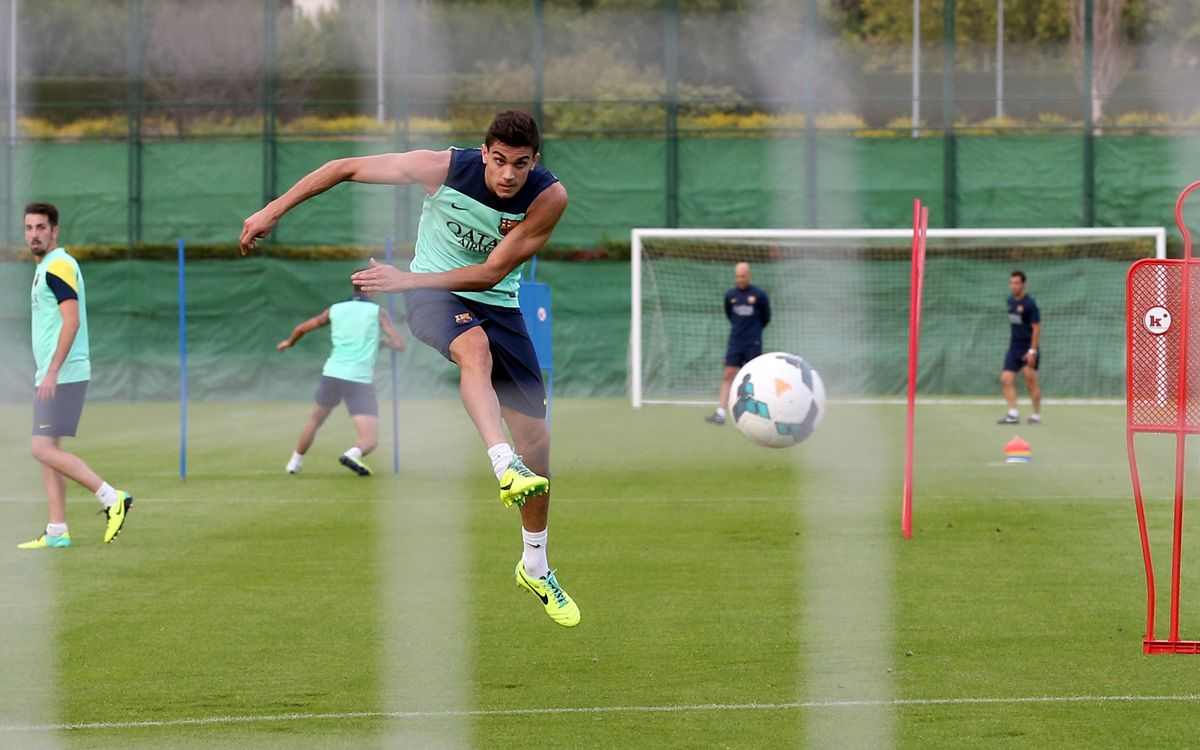Marc Bartra set to extend contract until 2017