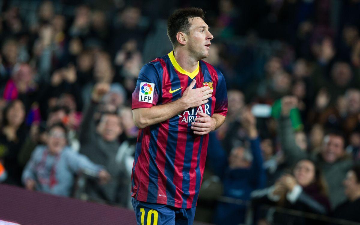 FC Barcelona – Getafe: Killer instinct (4-0)