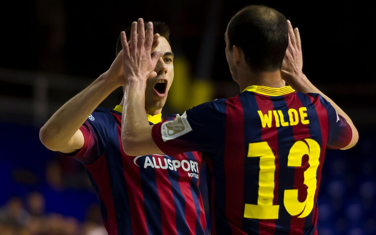 Umacon Zaragoza – FC Barcelona Alusport: Second comfortable win in a week (2-6)