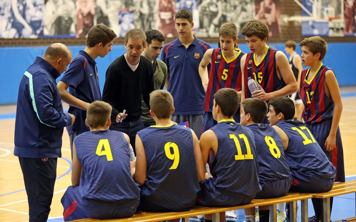 Una altra jornada de victòries en el bàsquet base