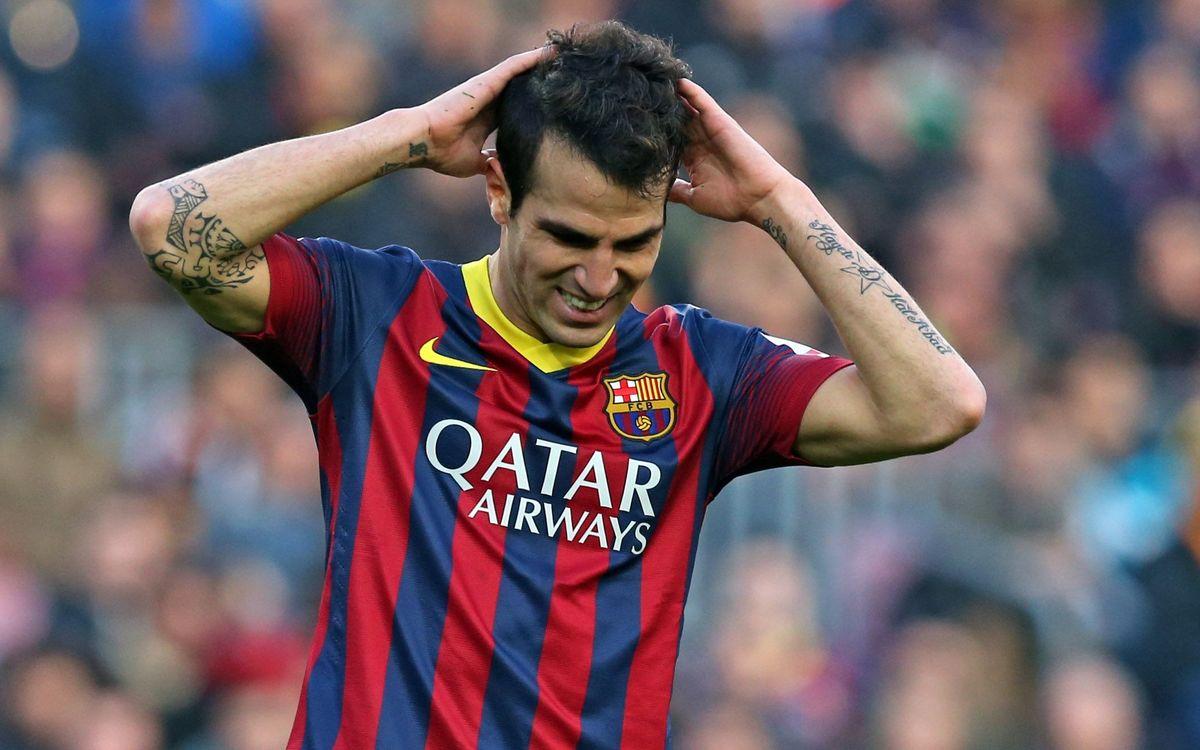 FC Barcelona v Valencia: Winning streak over (2-3)