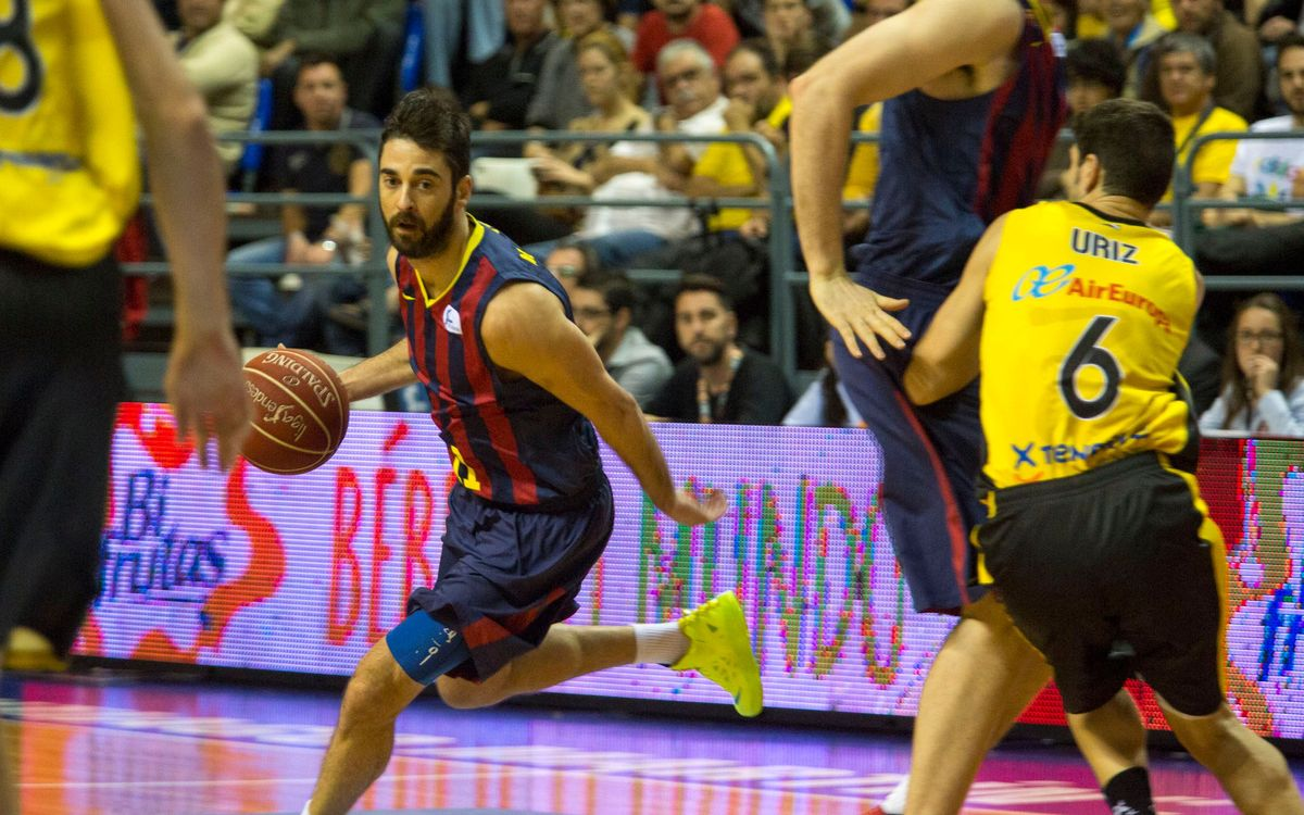 Iberostar Tenerife – FC Barcelona: Total superiority (56-78)