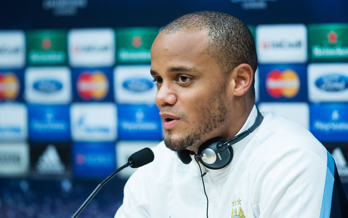 Pellegrini and Kompany are confident Manchester City can fight back