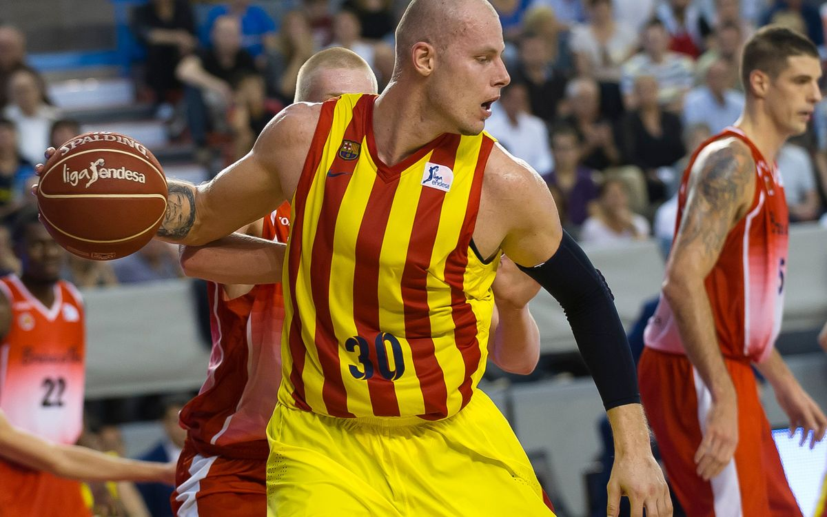 Maciej Lampe continua de baixa