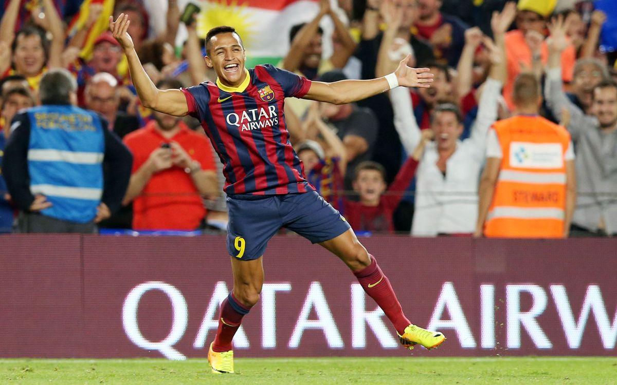 """Alexis reviu la vaselina del Clàssic de la primera volta: """"Vaig dir-me: l'hi pico"""""""