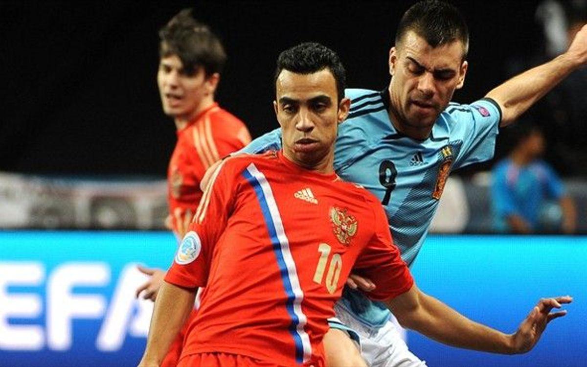 Espanya, eliminada a la pròrroga, i Itàlia jugarà la final de l'Europeu