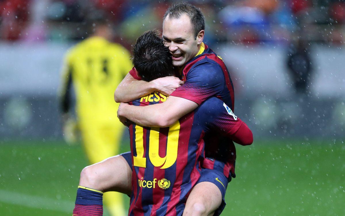 Manchester City FC - FC Barcelone: Beauté et pouvoir